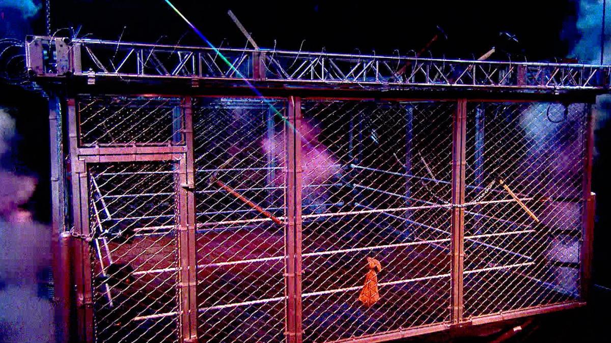 """""""Steel Cage Match"""" é anunciado para o próximo NXT"""