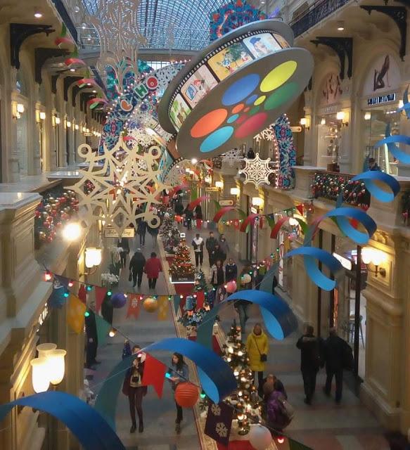 Vánoční tradice v Česku a v Rusku