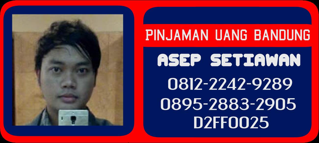 PILIH PINJAMAN - Pinjaman Uang Bandung