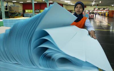 ancaman bagi industri kertas
