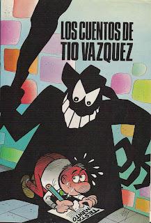 Portadilla de Olé de los Cuentos de Tío Vázquez