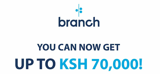 Branch loan limit up to kes 70000