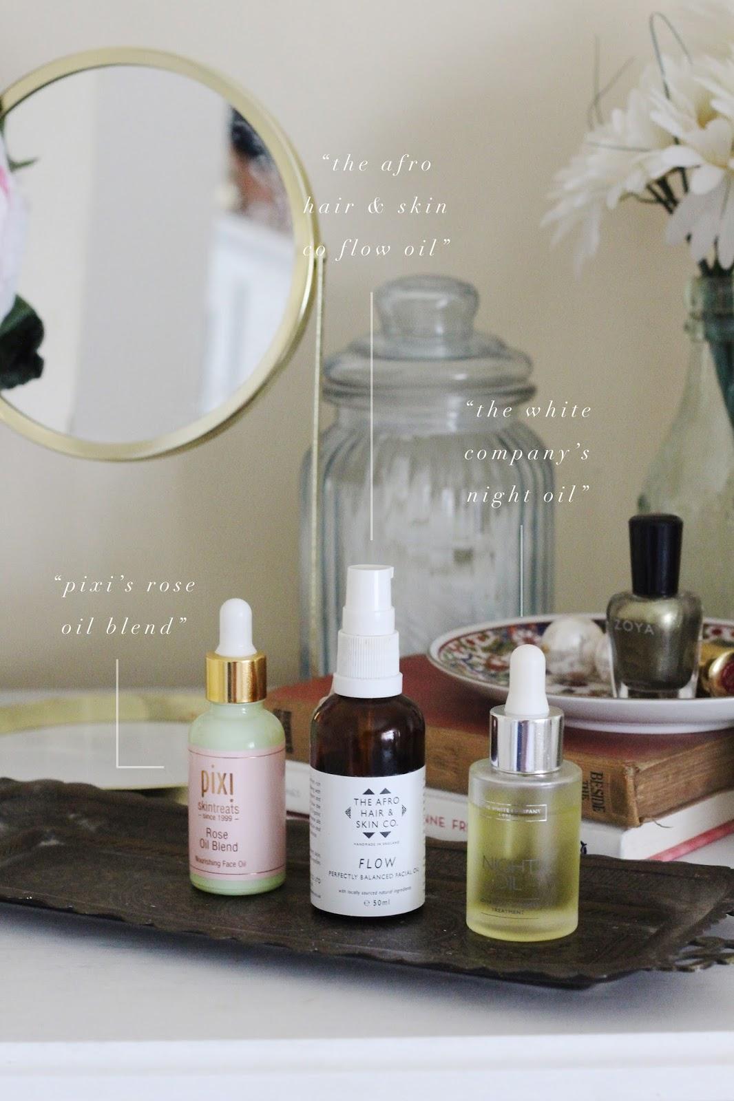 best face oils for dry skin
