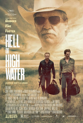 Hell Or High Water Poster Film