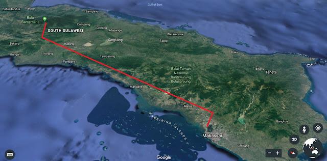 Menapaki Jalur Pendakian Gunung Latimojong