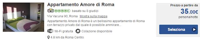 Appartamento Amore di Roma