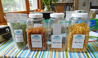 Using Dehydrated Food for Travel