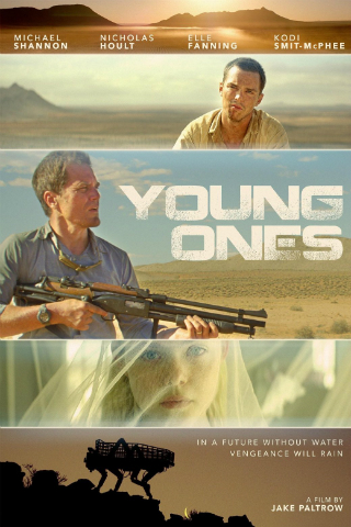Young Ones [2014] [DVDR] [NTSC] [Latino]