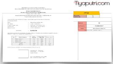 Membuat SKHUN Sementara Dengan Format Microsoft Excel Versi Terbaru