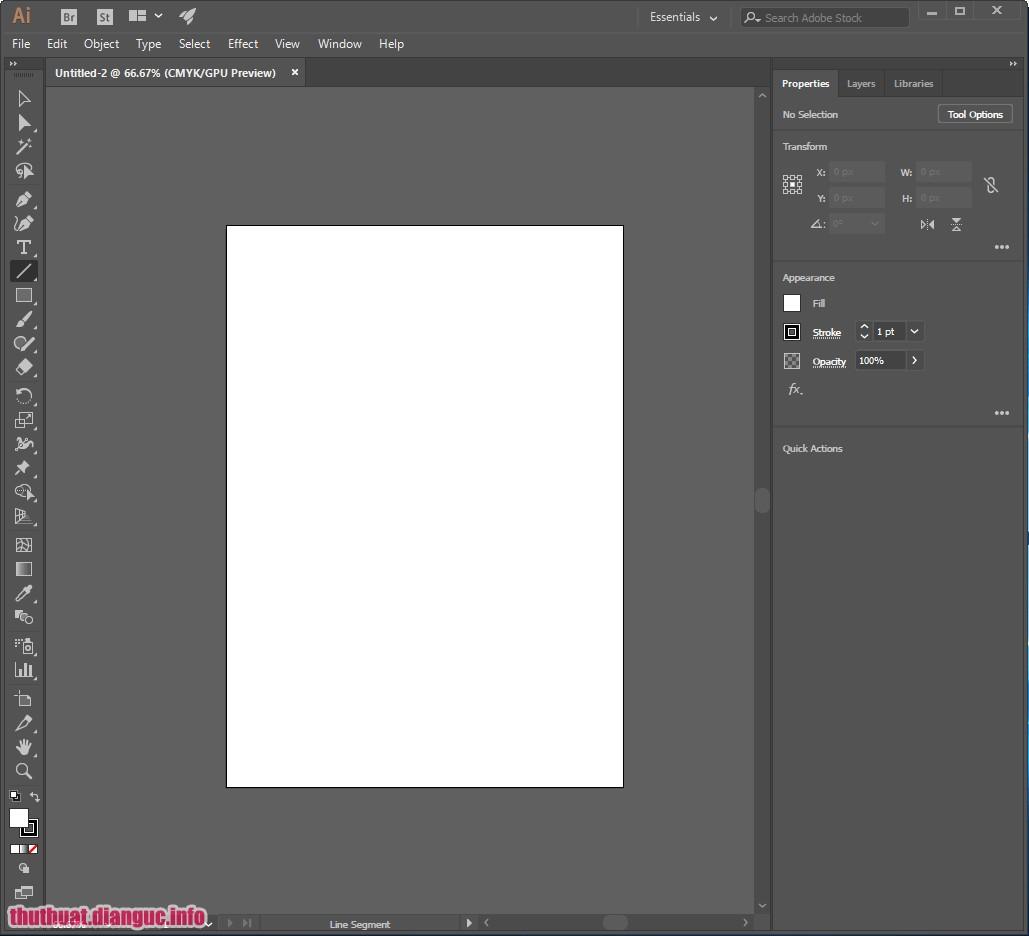 Adobe Illustrator CC 2018