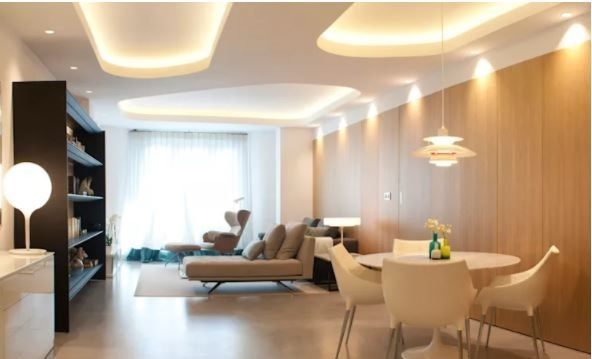 False Ceiling Designs With Led Indirect Lighting Ideas