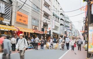 商店街のイメージ画像