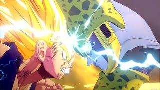 """Confirmada la saga de Célula completa para """"Dragon Ball Z Kakarot""""."""