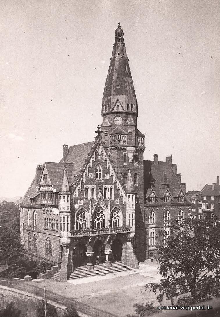 Barcelona Wuppertal Elberfeld
