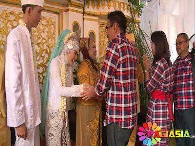 Cawagub Djarot Menghadiri Acara Nikahan Warga Jakarta Pada Kampanye Akhir Pekan