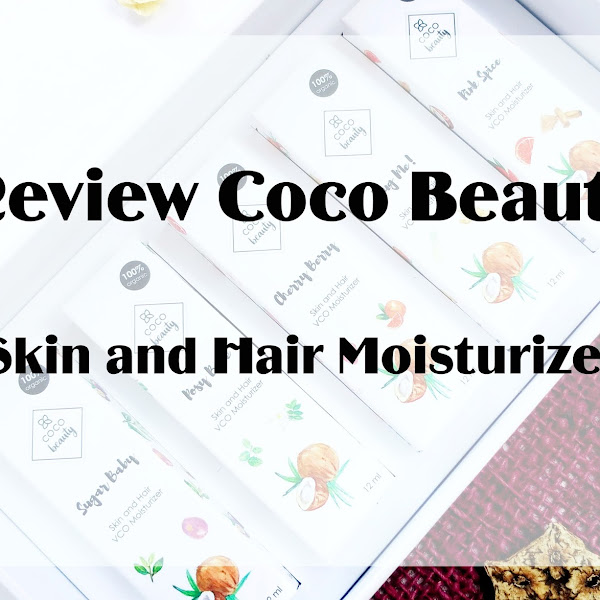 Review COCO Beauty Skin and Hair Moisturizer