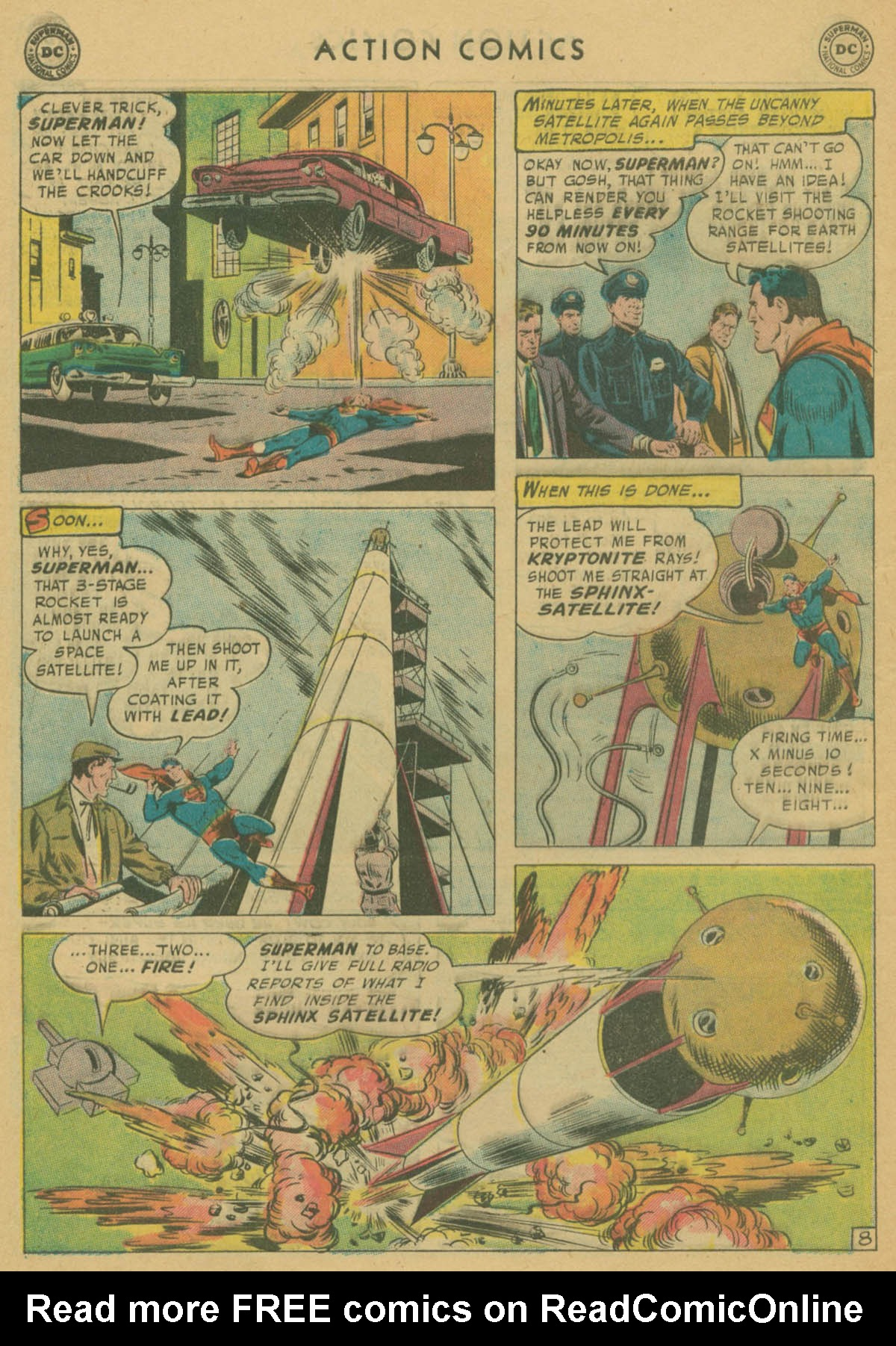Action Comics (1938) 240 Page 9