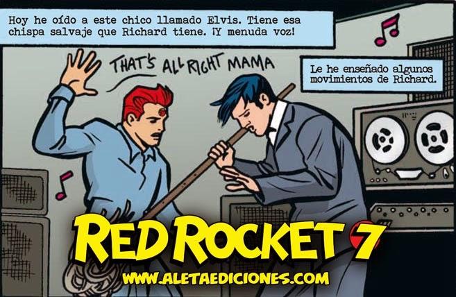 Red Rocket 7 Aleta Ediciones