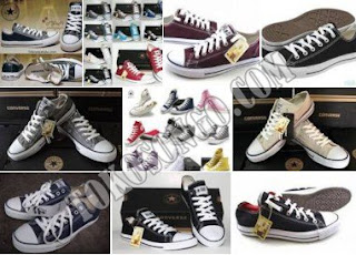 0245d762eca9 Harga Sepatu Converse All Star Ori Wanita dan Pria Terbaru 2016