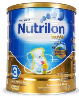 Susu Soya Nutrilon