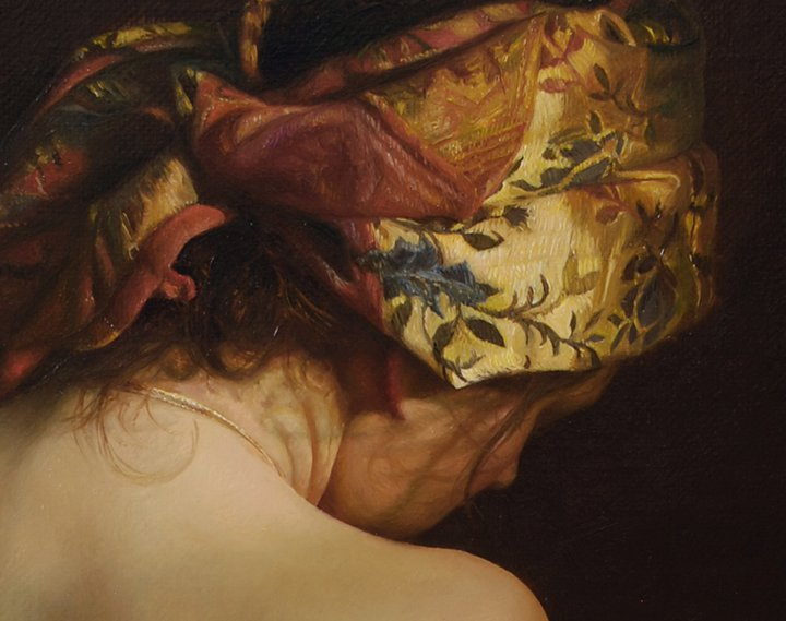 Serge Marshennikov 1971 | Russian Figurative painter