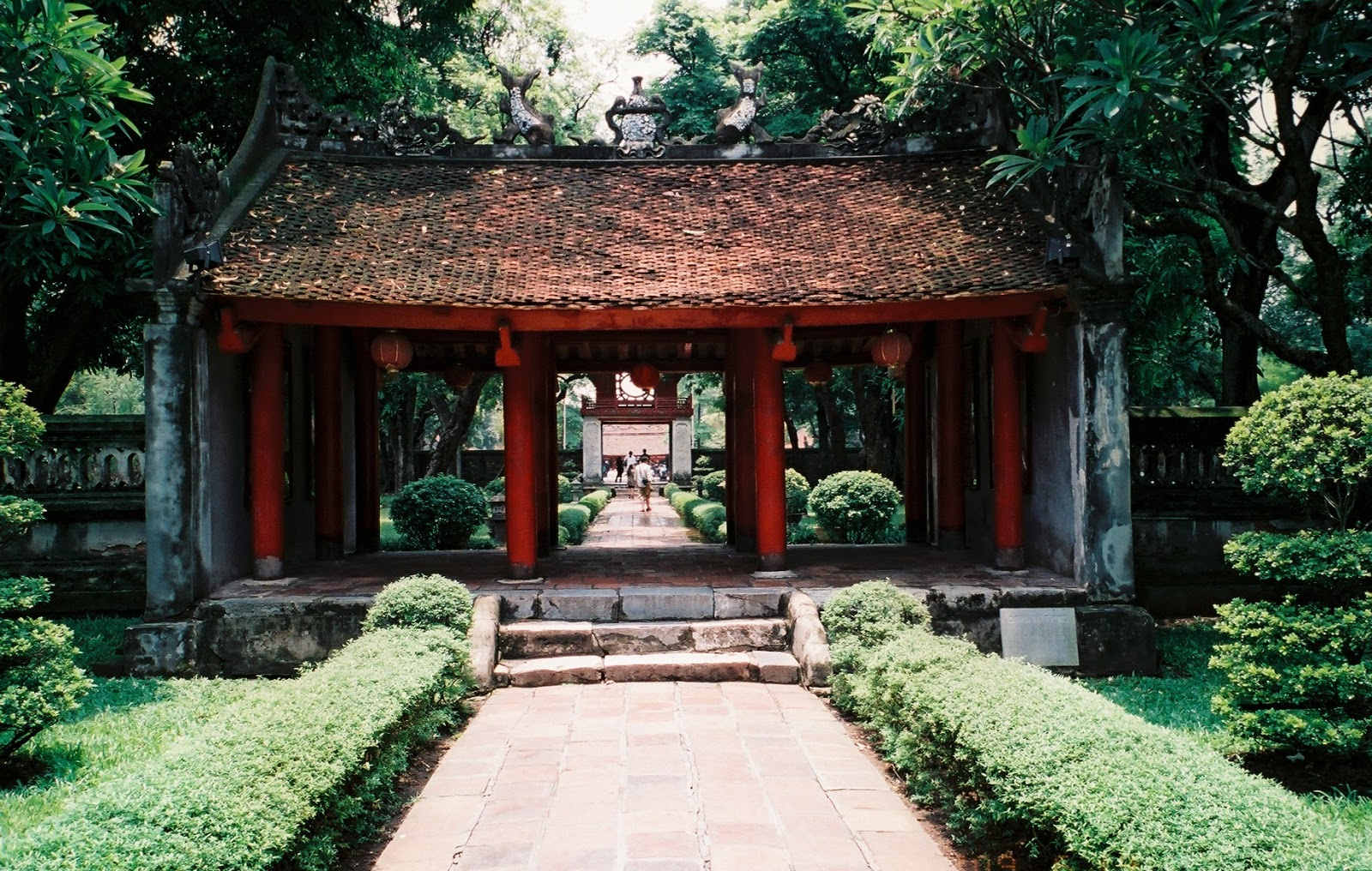 Temple of Literature Hanoi Photos 2