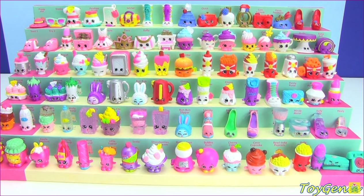 Shopkin World Shopkins Season 3 Exclusives Collection