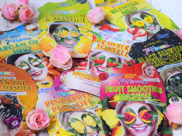 Beauty | 7th Heaven Masks Haul