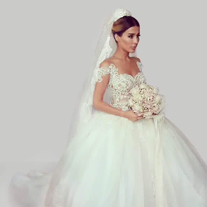 Bridal Big Ball Gown For Sale   fashion trend