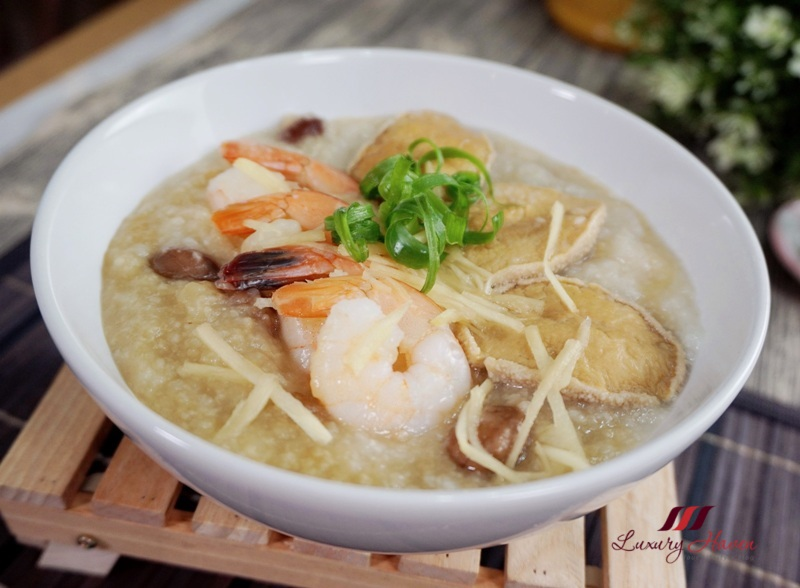 brands essence of chicken cordyceps seafood porridge recipe