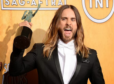 gagnant Jared Leto Screen Actors Guild Awards 2014