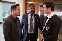 Michael Pena, Isiah Whitlock Jr. and Adam Brody in CHiPs (27)
