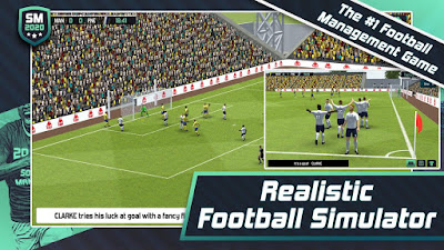 Soccer Manager 2020 MOD APK + OBB for Android