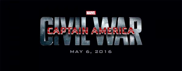 Logo Captain America Civil War