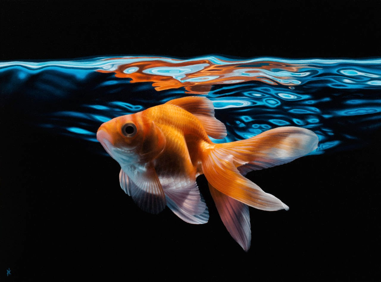 17-Tranquil-Tide-Patrick-Kramer-Hyper-Realistic-Paintings-www-designstack-co