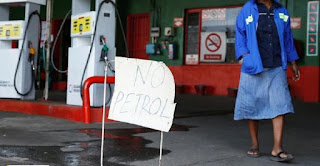 Ethiopia capital suffers fuel shortage as import route is blocked