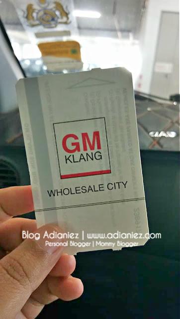 Shopping Raya Bermula ::: GM Klang & Nilai 3