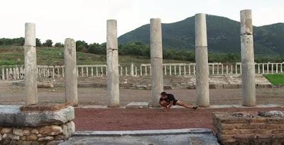 ΥΠΠΟ: Υπό απόλυτο έλεγχο τα γυρίσματα στην αρχαία Μεσσήνη
