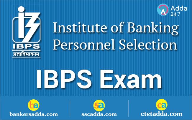 IBPS PO Score Card