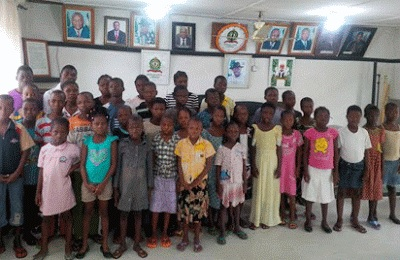 Immigration intercepts vehicle transporting underage children in Ebonyi