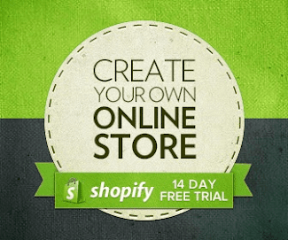 Get your own Website with Shopify