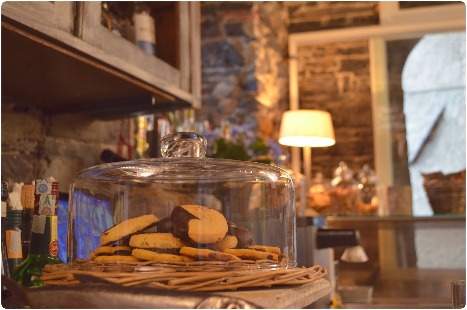 Biscuits of Lago di Como