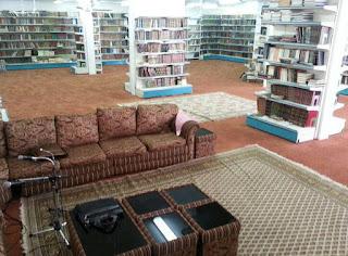 مكتبة الشيخ ربيع المدخلي