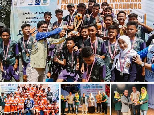Juara FLS2N SMP Kota Bandung 2019