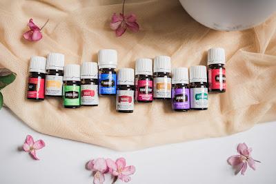essential oils | rebekah rae pearson