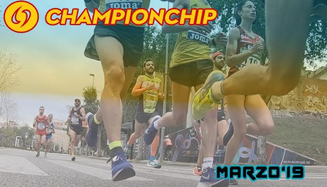 Lliga Championchip 2019 - Marzo