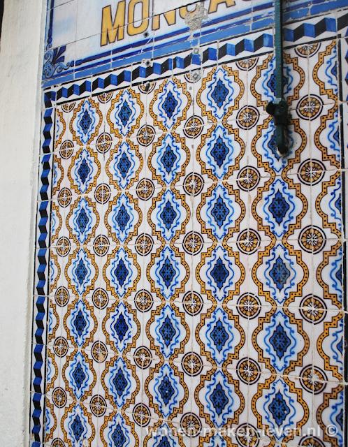 Reizen azulejos portugese tegels wonen maken leven - Ruimte tegel te leven ...