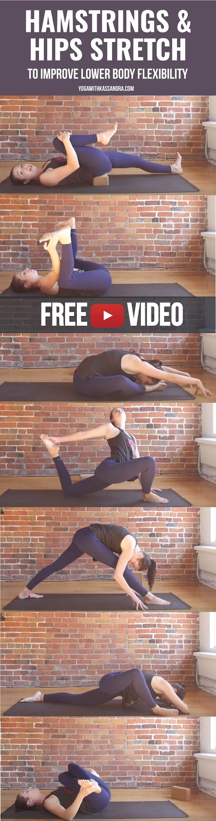 If you are wanting to work on your lower body flexibility, this is a great short sequence you can do at home everyday. It is actually the low body stretch I do on my mat most days. Great for when you are feeling stiff and sore as well, perhaps after a big workout.