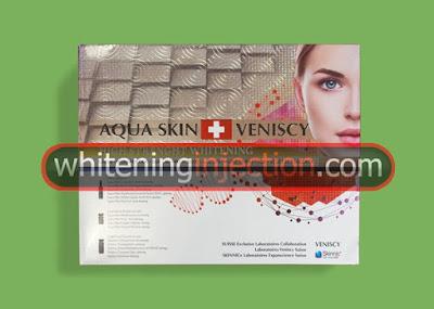 Aqua Skin Veniscy, Aqua Skin Veniscy High Strenght Whitening, Suntik Putih Aqua Skin Veniscy, Aqua Skin Veniscy Injection, Aqua Skin Veniscy Murah, Aqua Skin Veniscy harga Murah, Aqua Skin Veniscy Injeksi