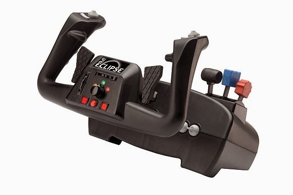 CH Products Eclipse Yoke with 144 Programmable Functions